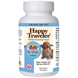 Ark Naturals Happy Traveler - BD Luxe Dogs & Supplies