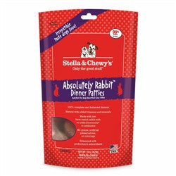 Absolutely Rabbit™ (15 oz.) - Freeze-Dried Dinners - BD Luxe Dogs & Supplies