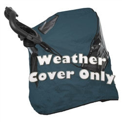 Cobalt Blue Weather Cover - BD Luxe Dogs & Supplies