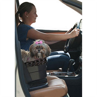 Bucket Seat Booster - BD Luxe Dogs & Supplies - 1