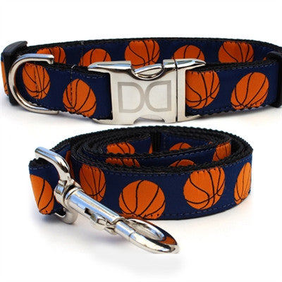 Basketball Collection - All Metal Buckles - BD Luxe Dogs & Supplies - 1