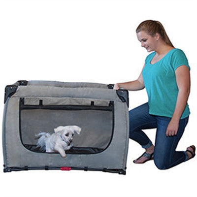 Home 'N Go Pet Pen - Light Sage - BD Luxe Dogs & Supplies - 1
