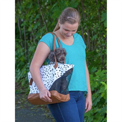 Dalmation R&R Tote Bag - BD Luxe Dogs & Supplies - 1