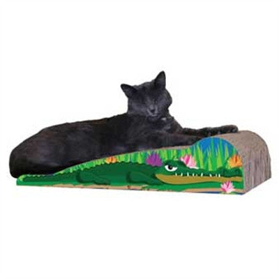Scratch 'n Shapes Crocodile Scratcher