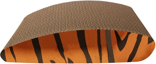 Scratch 'n Shapes Large Tiger Scratcher - 2 in 1