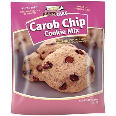 Carob Chip Cookie Mix - BD Luxe Dogs & Supplies