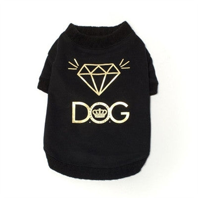 Bling Diamond Tee - BD Luxe Dogs & Supplies - 1