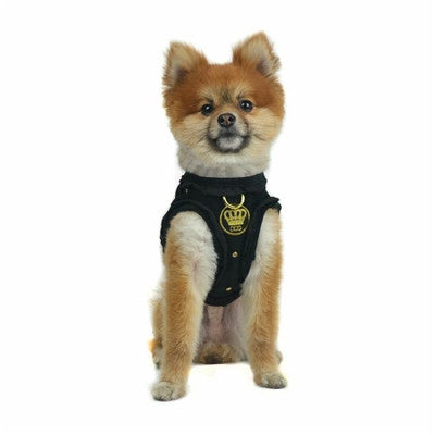 Glam Quilted Harness - BD Luxe Dogs & Supplies - 1