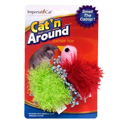 Bird n' Ball Catnip Toy - BD Luxe Dogs & Supplies - 1