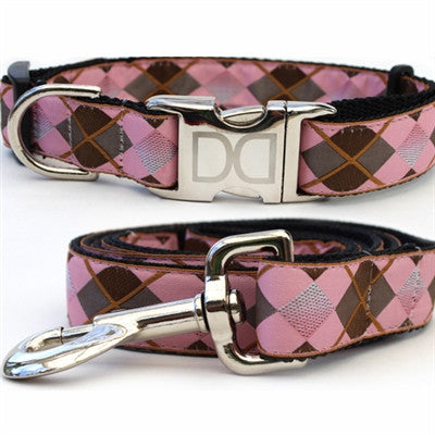 Argyle Collection - All Metal Buckles - BD Luxe Dogs & Supplies - 1