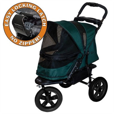 AT3 No Zip Stroller - BD Luxe Dogs & Supplies - 1