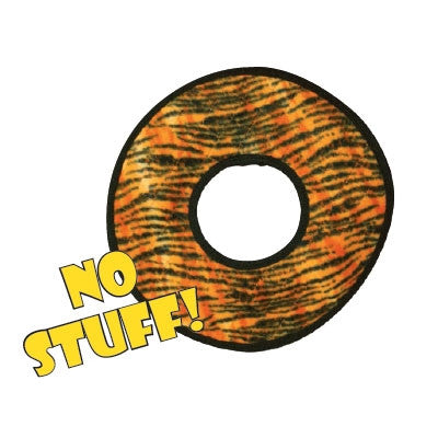 *NO STUFF* Mega Tiger Ring - BD Luxe Dogs & Supplies