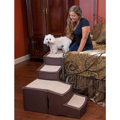 Easy Step Bed Stair - BD Luxe Dogs & Supplies - 1