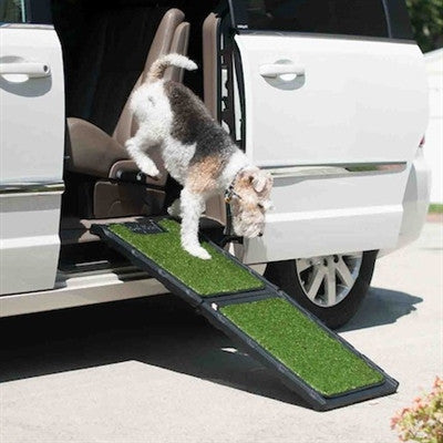 Natural-Step™ MINI Pet Ramp - BD Luxe Dogs & Supplies - 1