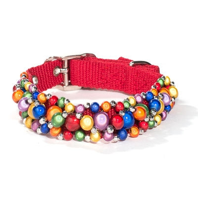 Fabuleash Beaded Dog Collar - More FabuCollars - BD Luxe Dogs & Supplies - 1