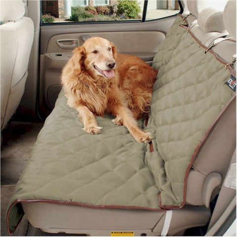 DELUXE STA PUT BENCH SEAT COVER - BD Luxe Dogs & Supplies - 1