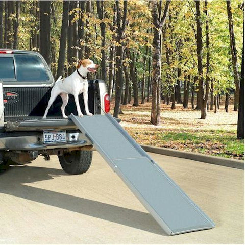 Extra Large Deluxe Telescoping Dog Ramp - BD Luxe Dogs & Supplies