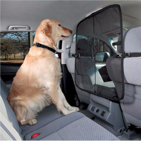 Front Seat Net Pet Barrier - BD Luxe Dogs & Supplies