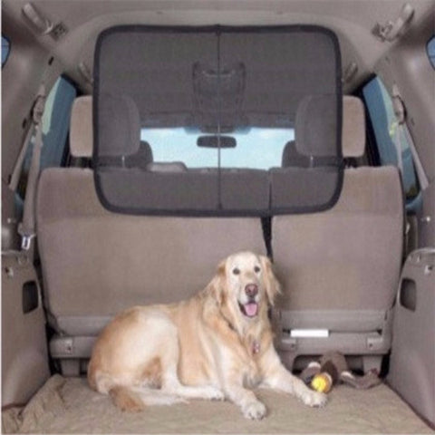 Cargo Area Net Pet Barrier - BD Luxe Dogs & Supplies
