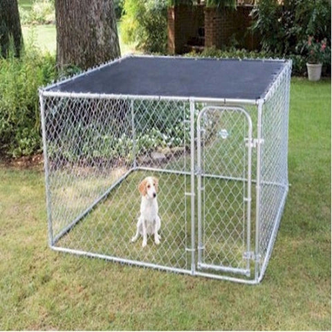 Sun Block Top for Small Kennel - BD Luxe Dogs & Supplies