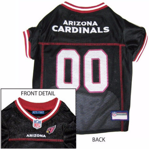 Arizona Cardinals Dog Jersey - BD Luxe Dogs & Supplies