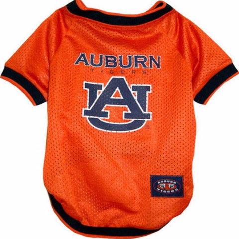 Auburn Tigers Dog Jersey - BD Luxe Dogs & Supplies