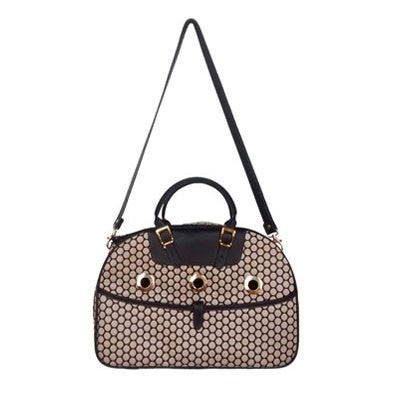 Ariel Bag - Noir Dots - BD Luxe Dogs & Supplies - 1