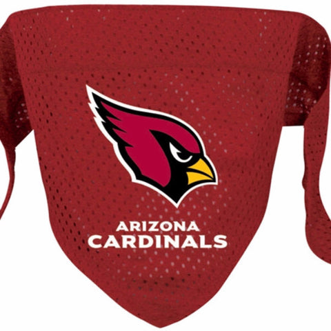 Arizona Cardinals Dog Bandana - BD Luxe Dogs & Supplies