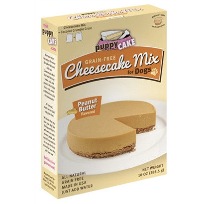 Cheesecake Mix (Grain-Free) - Peanut Butter - BD Luxe Dogs & Supplies