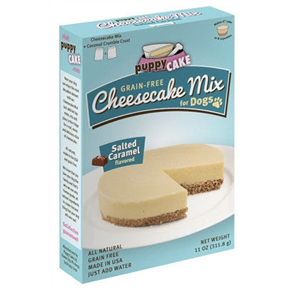 Cheesecake Mix (Grain-Free) - Salted Caramel - BD Luxe Dogs & Supplies