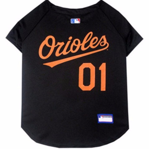 Baltimore Orioles Dog Jersey - BD Luxe Dogs & Supplies