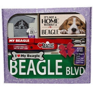 Beagle Lover Gift Box - BD Luxe Dogs & Supplies