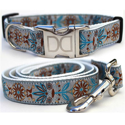 Boho Morocco Collection - All Metal Buckles - BD Luxe Dogs & Supplies - 1