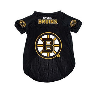 Boston Bruins Dog Jersey - BD Luxe Dogs & Supplies