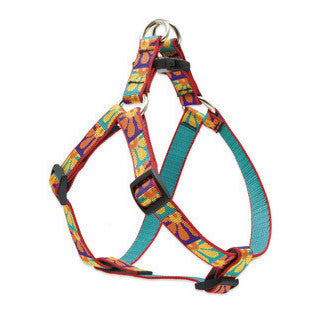 CRAZY DAISY LUPINE LIFETIME GUARANTEED STEP IN DOG HARNESS - BD Luxe Dogs & Supplies