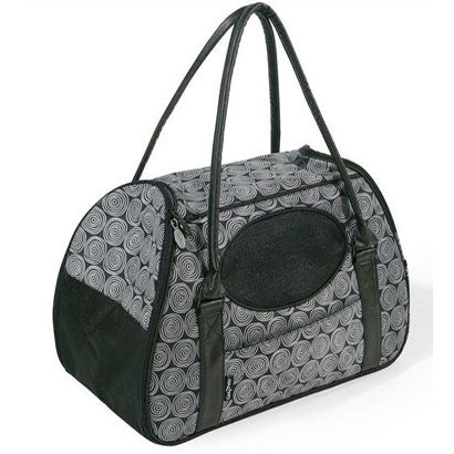 Carry-Me™ DELUXE Black Onyx - BD Luxe Dogs & Supplies - 1