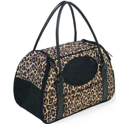 Carry-Me™ DELUXE Cheetah - BD Luxe Dogs & Supplies - 1