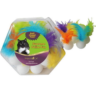 Cat Rattles - BD Luxe Dogs & Supplies - 1