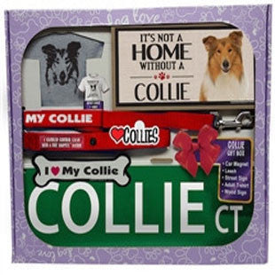 Collie Lover Gift Box - BD Luxe Dogs & Supplies