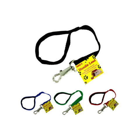 Dog Lead with Padded Handle - BD Luxe Dogs & Supplies - 1