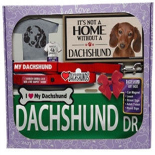 Dachshund Lover Gift Box - BD Luxe Dogs & Supplies