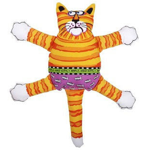 FAT CAT CLASSIC TERRIBLE NASTY SCARIES - BD Luxe Dogs & Supplies - 1
