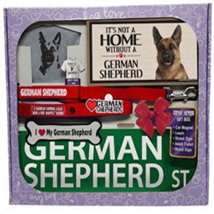 German Shepherd Lover Gift Box - BD Luxe Dogs & Supplies