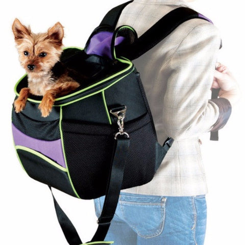 Comfy Go Backpack Carrier - BD Luxe Dogs & Supplies