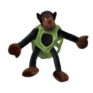 KONG PUZZLEMENTS MONKEY DOG TOY SIZE SMALL 12 INCH - BD Luxe Dogs & Supplies