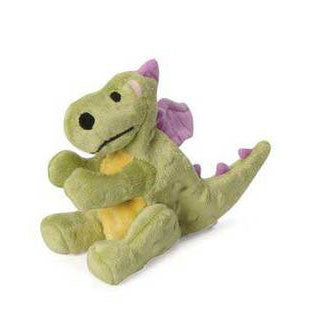 GO DOG GREEN BABY DRAGON WITH CHEWGUARD TECHNOLOGY - BD Luxe Dogs & Supplies