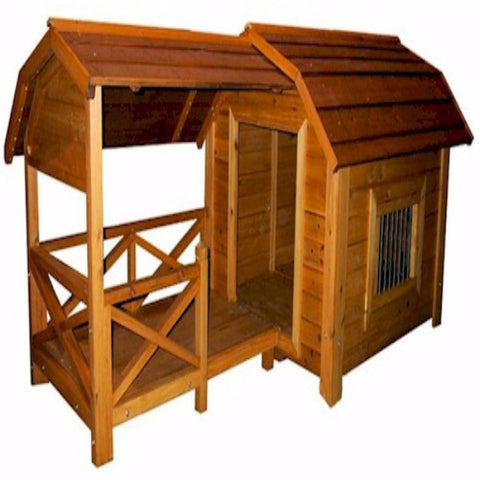 Barn Dog House - BD Luxe Dogs & Supplies - 1