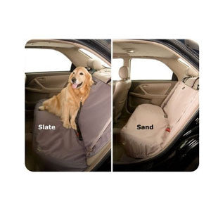 "Medium Passenger Car Bench Pet Seat Cover - 56"" Wide - BD Luxe Dogs & Supplies"