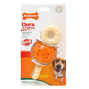 NYLABONE DURACHEW DOUBLE ACTION CHEW REVOLVING ENDS