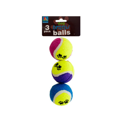 Dog Tennis Balls Set - BD Luxe Dogs & Supplies - 1